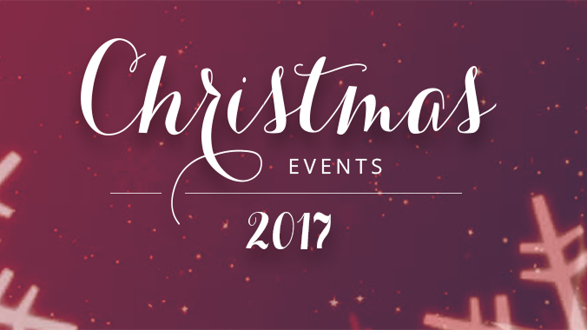 Local Christmas activities
