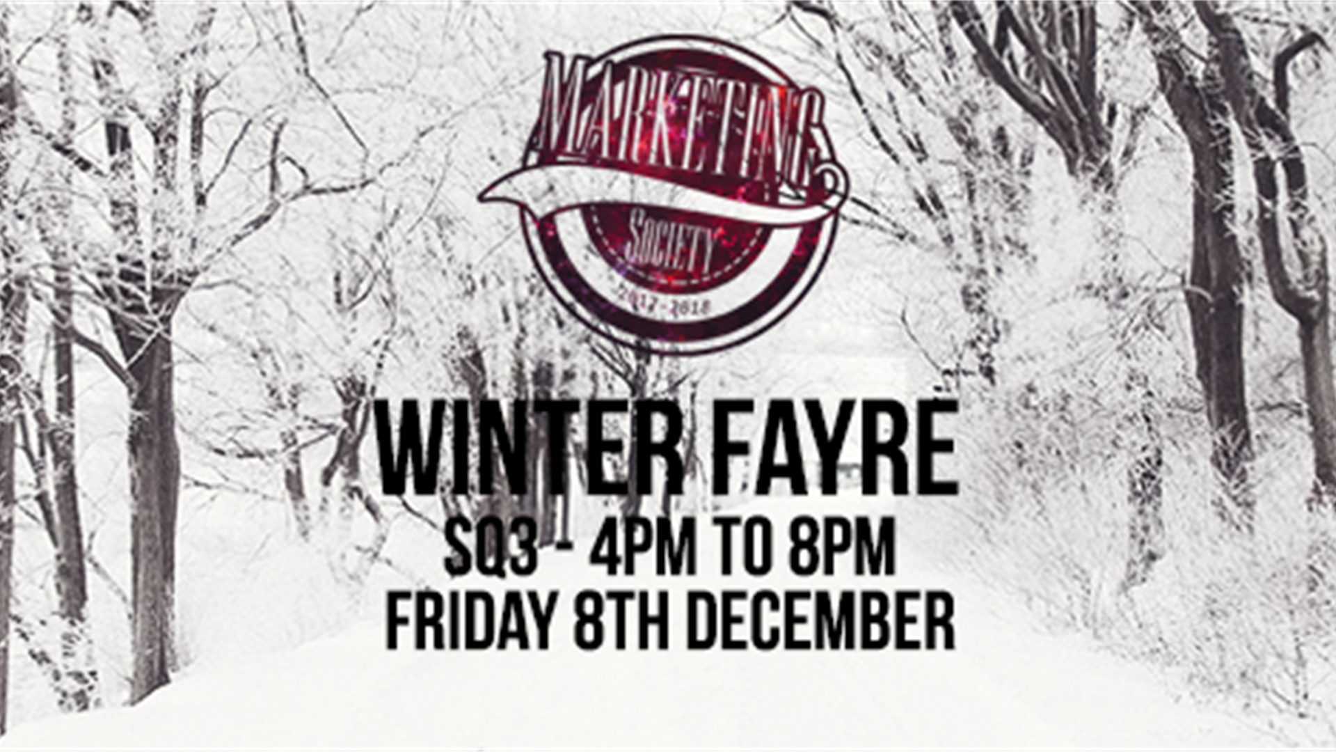 Marketing Society Winter Fayre