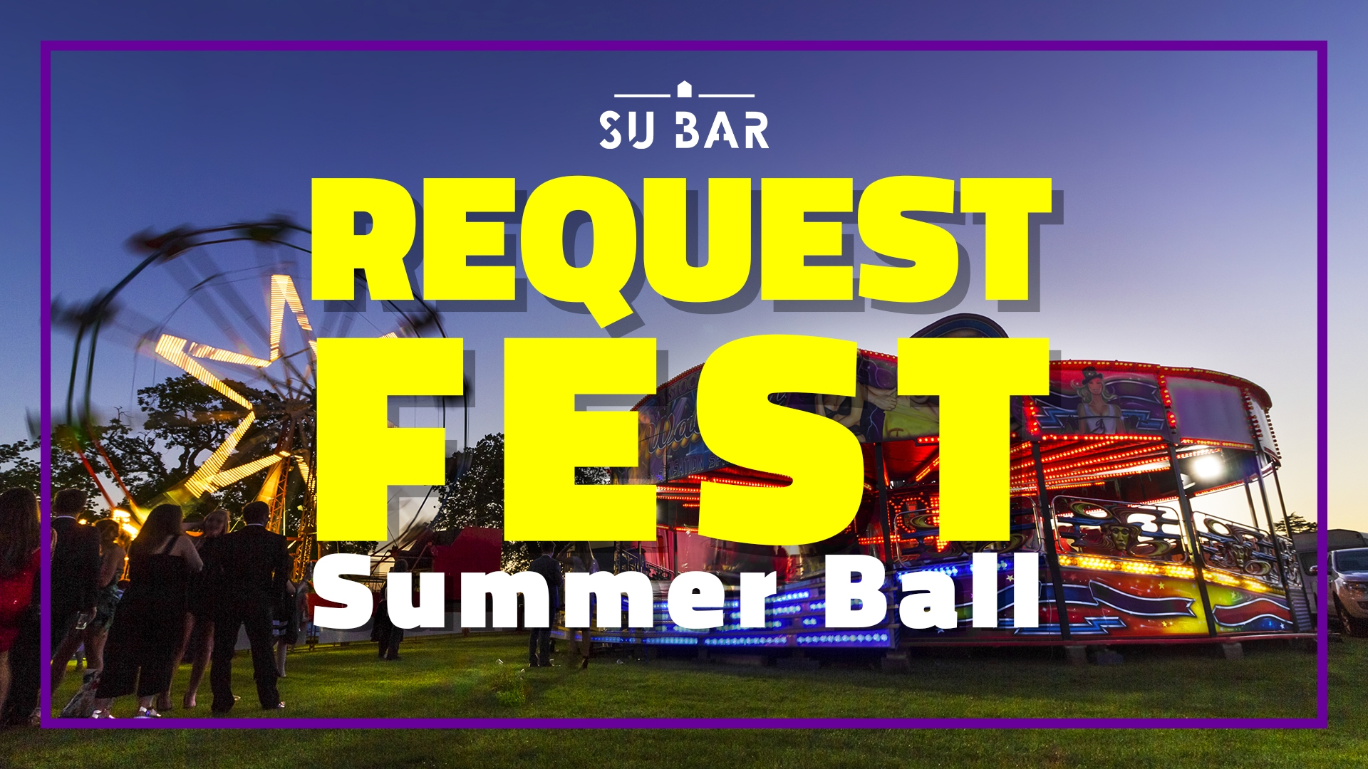 Request Fest: Summer Ball Special