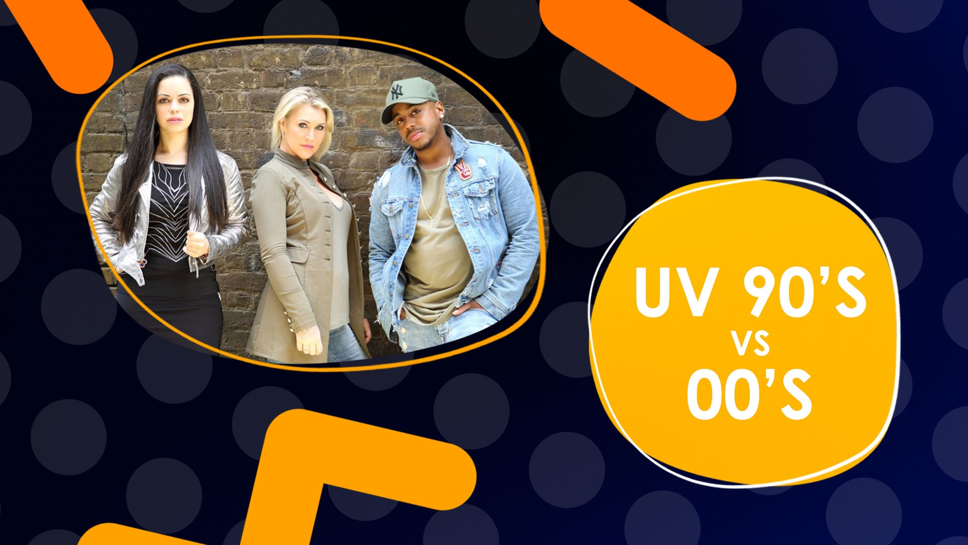 UV 90's vs 00's Night - with S Club Party! LIMITED NUMBER OF TICKETS AVAILABLE ON THE DOOR