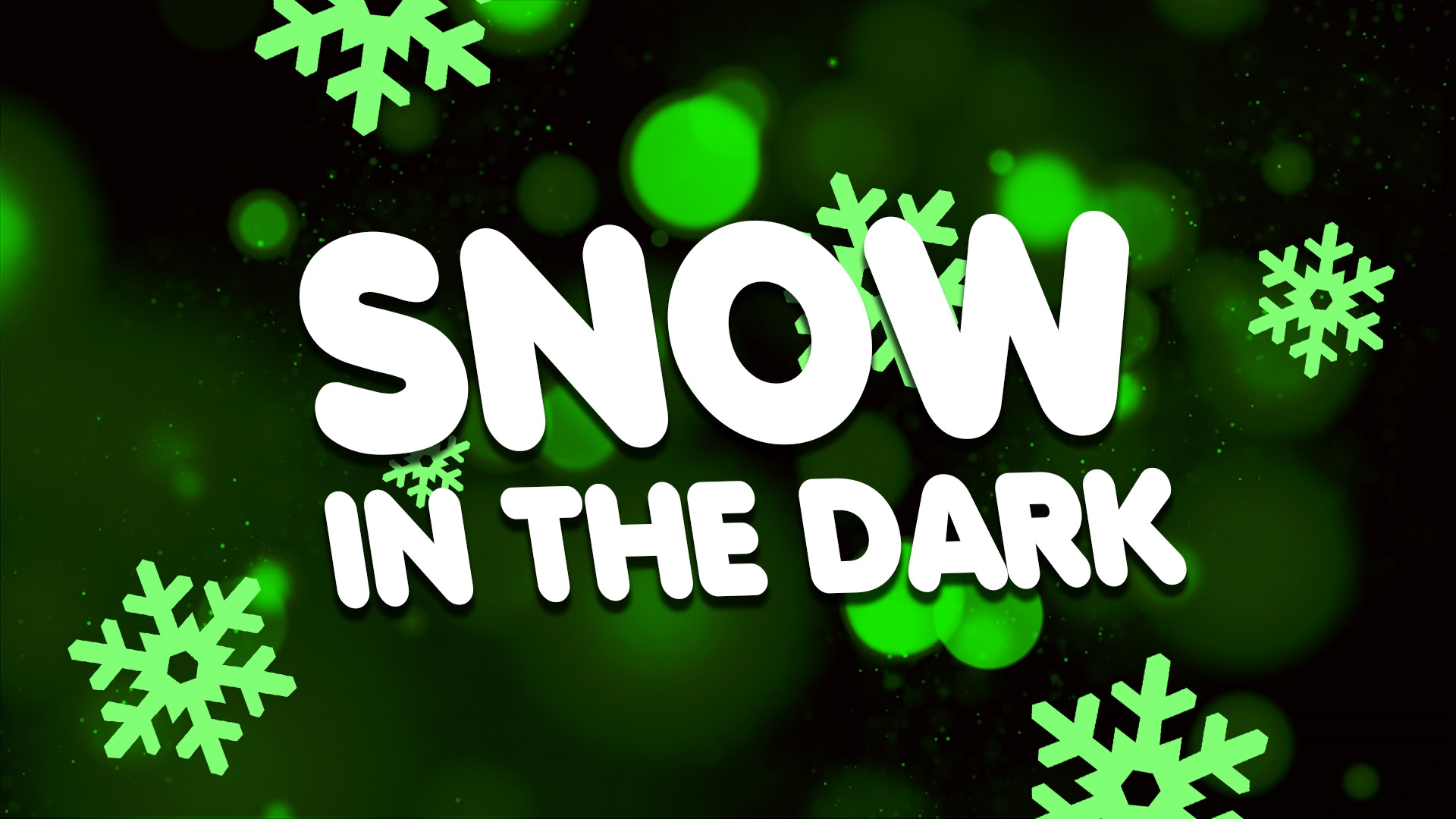 Snow In The Dark Party - Grab a ticket for Just £3 - Last night of term in Sub Zero