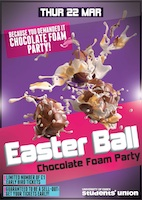 Easter Ball- Foam Party vs Jager Nation UV Bubbles