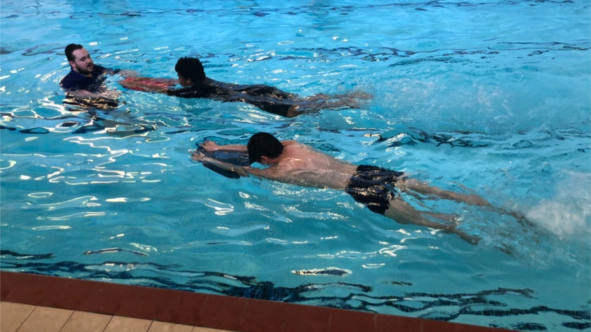 Learn to Swim -  beginners course