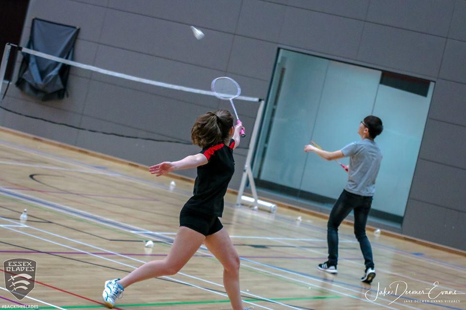 badminton essex university