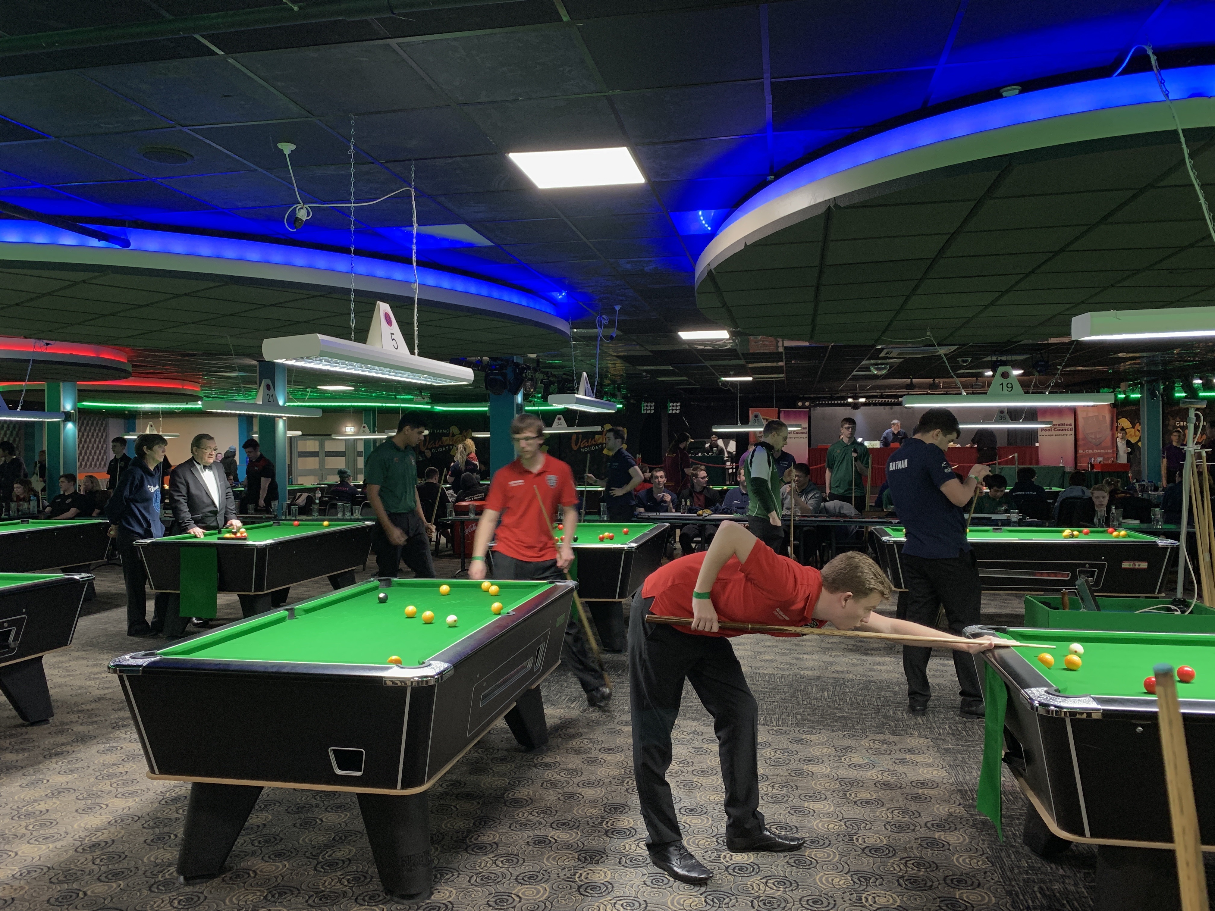 Essex Blades Pool Club